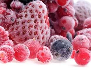 Κατεψυγμένα Φρούτα για παγωτά & coctails