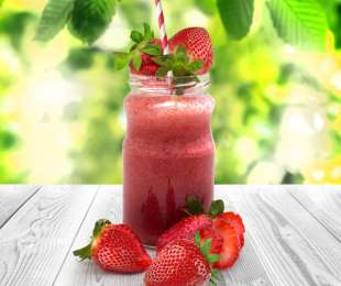 Summer fresh Strawberry